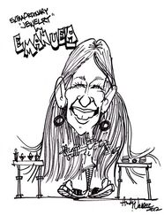 caricature by andy valdez - c1.2012