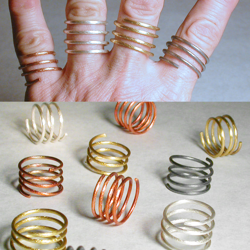 the coil rings
